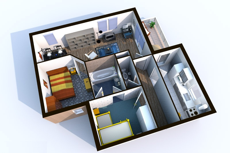 СВИТХОУМ 3Д SWEET HOME 3D СКАЧАТЬ БЕСПЛАТНО