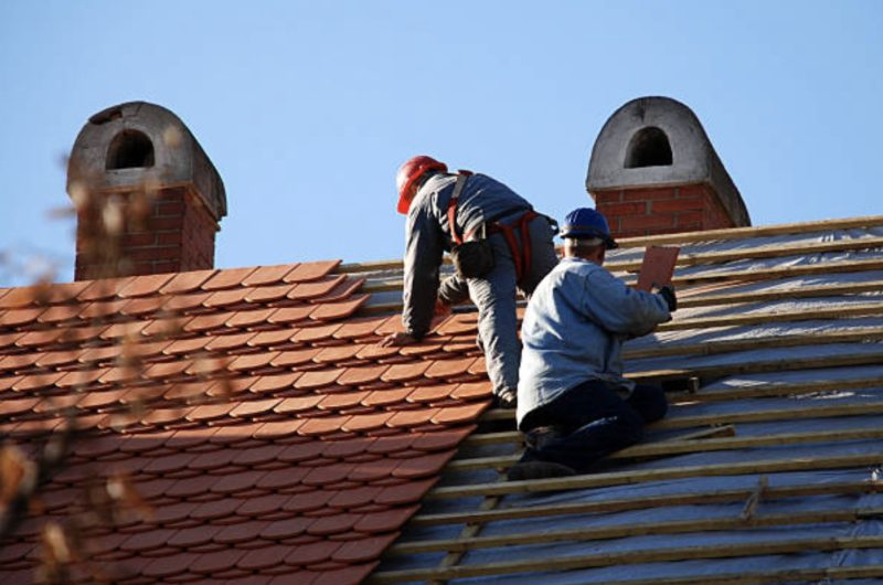3 Of The Many Services That Your Local Roofing Contractor Can Provide In Coalville.