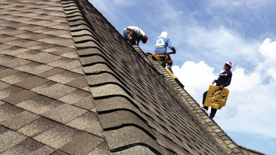 Common Roof Maintenance Services